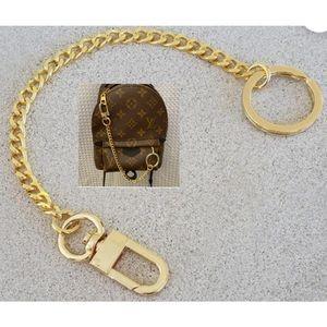 Gold Chain Bag Charm Chain Extender